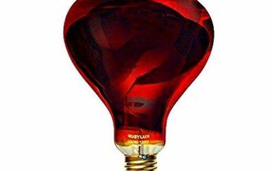 Near Infrared bulb – Ruby NIR-A